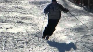 2007 Inter Mogul Skiing - Chang Su KIM