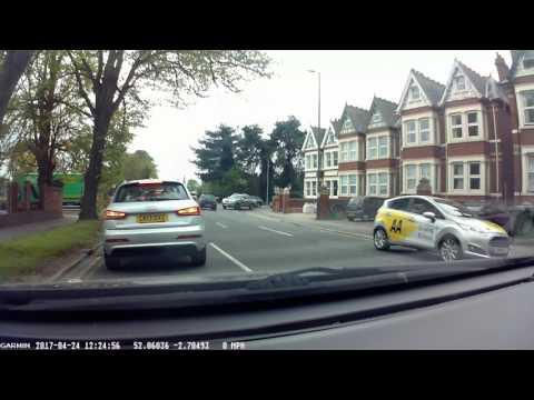 car crash hereford