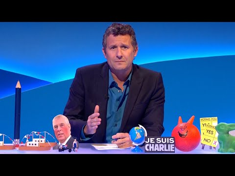 Charlie Hebdo Attack Rant - The Last Leg