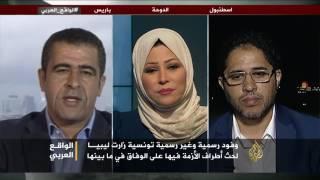 الواقع العربي-ثورة ليبيا بين انقلاب مصر وتوافق تونس