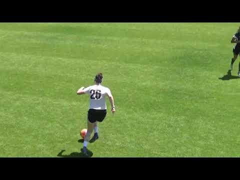 Alumni Game Part 2 (Ashlen Goal 2:17, Lamb Goal 13:39, Anna Goals 17:33/22:33)