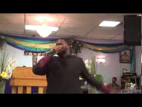 Minister Terrell Cobb Part 3- I'm Breaking Out