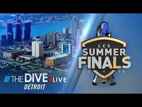 The Dive Live in Detroit   Summer Finals (2019) - YouTube