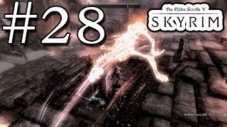Skyrim Прохождение #28 - Разбойники и Шави
