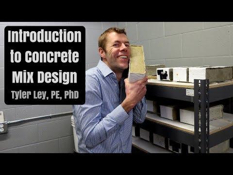 Introduction to Concrete Mix Design