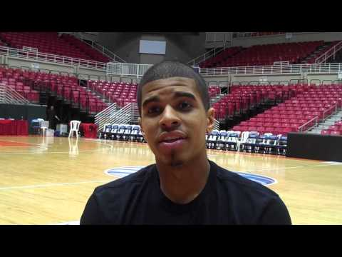 Edgar Sosa Interview - A Basketball Diary Story: From the Worst to A Miracle Recovery