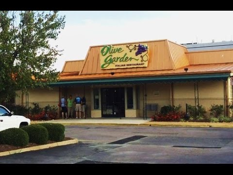 olive garden restaurant in chesapeake va youtube