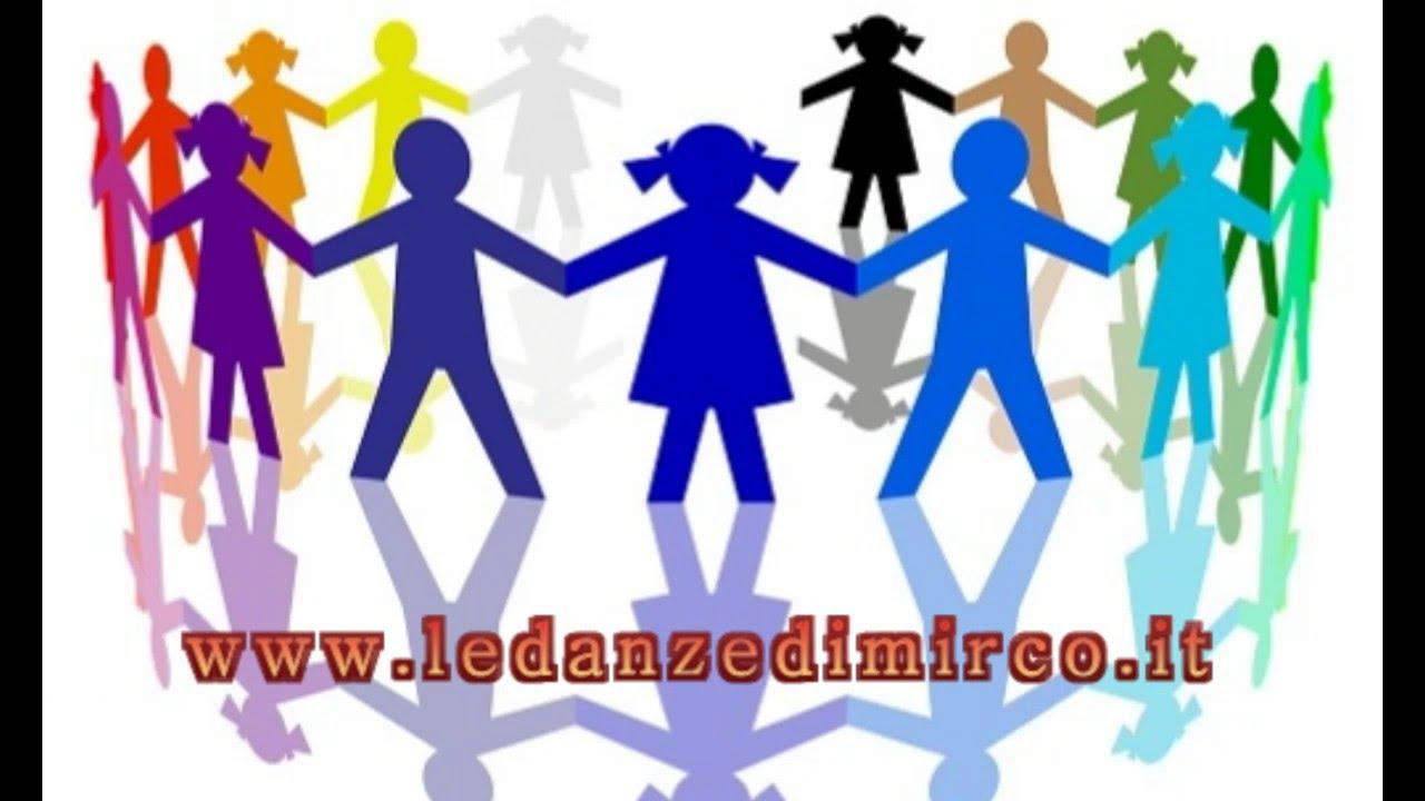 Danze di accoglienza per la scuola primaria youtube for Lavoretti accoglienza scuola primaria