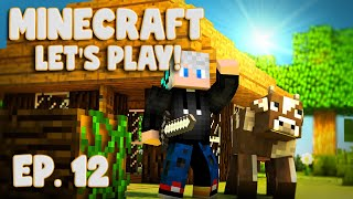 LET'S MAKE BABIESSS!!! COW FARM!!!  - Minecraft New Beginnings Modded Survival - Ep 12