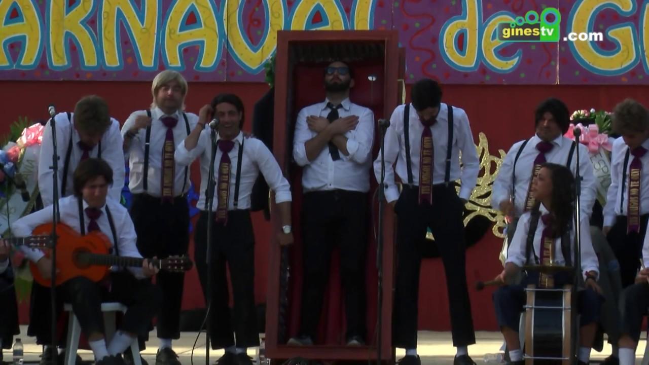 Entierro de la Sardina del Carnaval de Gines 2017 (COMPLETO)