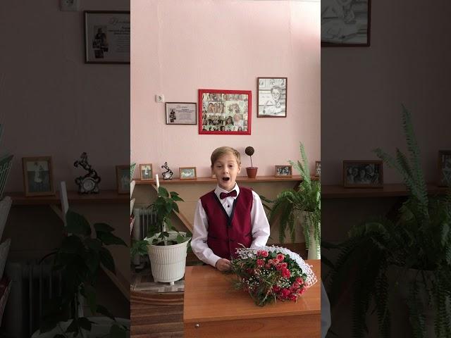 Изображение предпросмотра прочтения – ИванТархов читает произведение «Мальчик-бред» М.И.Цветаевой