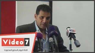 """جمال الغندور: """"الزمالك ليس شخص.. ولن نتنازل عن حق الحكام"""""""