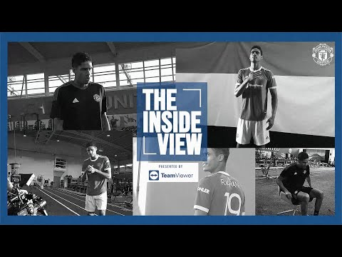 Raphael Varane: the inside view |  TeamViewer |  Behind the scenes at Manchester United
