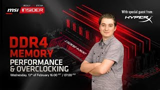 DDR4 Overclocking Tutorial / Guide / How To, With Crucial DDR4 2133