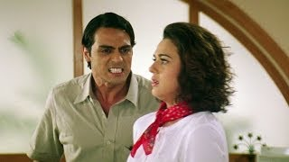 Arjun Furious Over Preity