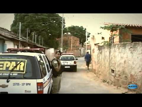 TV OBJETIVA BARBACENA # NA ROTA DO CRIME 29-09-2014