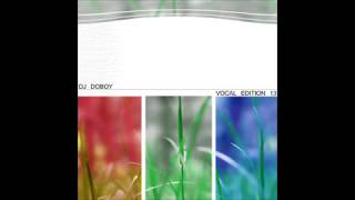 DJ Doboy - The Vocal Edition 13
