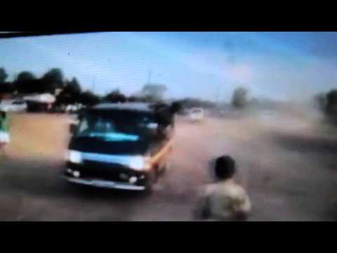 Harare kombi accident
