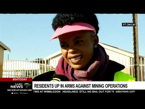 Mpumalanga Residents Up In Arms Over Mining Operations