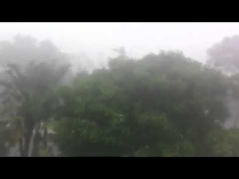 Severe Rain Storm in Port Elizabeth