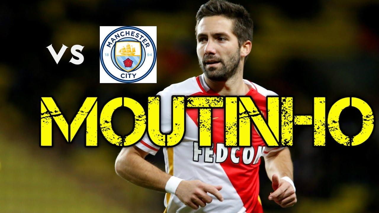 Joao Moutinho vs Man City Away Individual Highlights 21 02