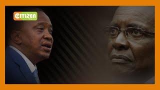 NEWS GANG   President Uhuru - CJ Maraga blame game