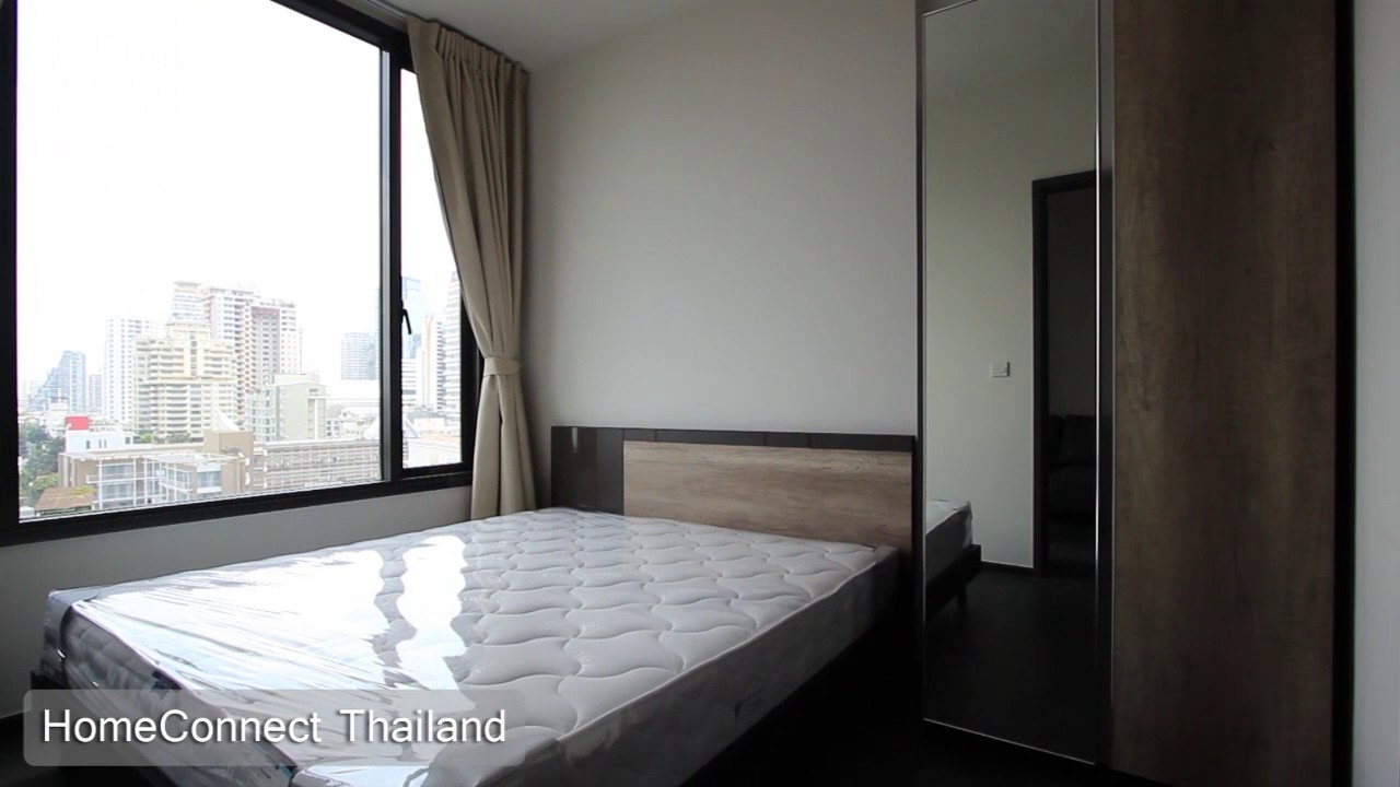 1 bedroom condo for rent at edge by sansiri pc010036 youtube for I bedroom condo for rent