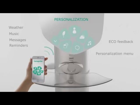 HANSGROHE Design Prize 2016 entry - Water Tree