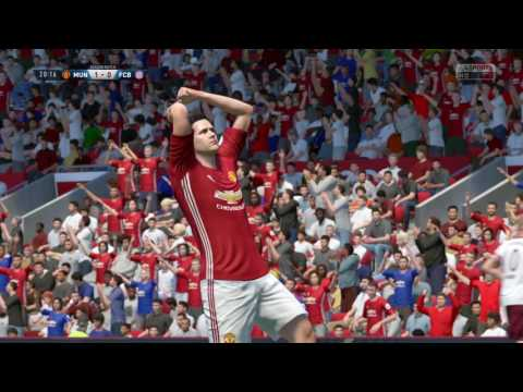 FIFA 17 Bayern demolition job
