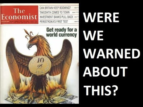 The New World Currency And Bitcoin Predicted 30 Years Ago What Is Phoenix