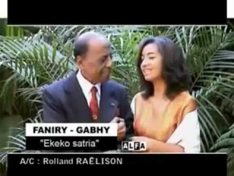 Faniry Raelison - Ekeko satria  (Gahby).wmv