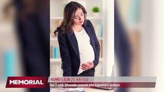 27 haftalık gebelik döneminde neler oluyor?