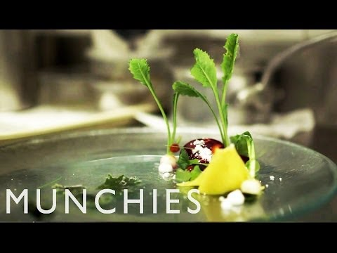 MUNCHIES: Chefs Night Out with Dominique Crenn