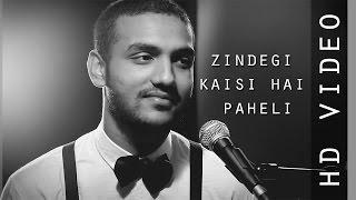 Zindagi Kaisi Hai Paheli - Manna Dey - Cover Song By Shubham