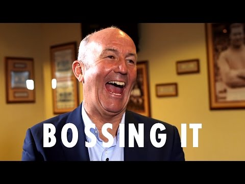 Tony Pulis | Bossing It