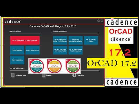Allegro OrCAD 17 2 Installation Process | Download Link