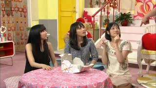 Perfumeのシャンデリアハウス> 第12話 「さよなら、シャンデリアハウス!?」 【キャスト】 Perfume(あ~ちゃん、かしゆか、のっち) インパルス...