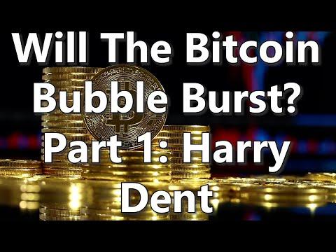Will The Bitcoin Bubble Burst? - Part 1: Harry Dent