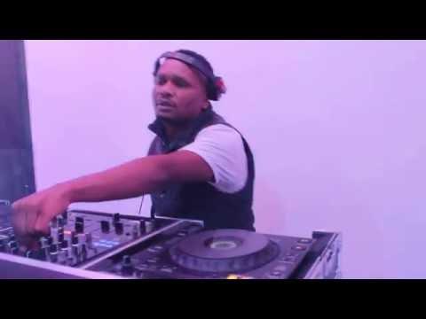 DJ Mngadi rocking FLoor Spinner