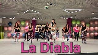 Alex Sensation, Nicky Jam - La Diabla - Zumba Choreo By Agata Soszyńska