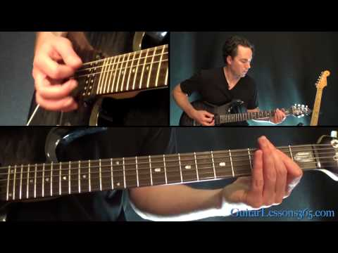 Living After Midnight Guitar Lesson - Judas Priest