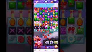 Candy Crush Friends Saga Level 317 - No Boosters