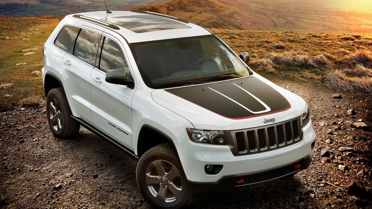 jeep grand cherokee trailhawk 2013 youtube. Black Bedroom Furniture Sets. Home Design Ideas