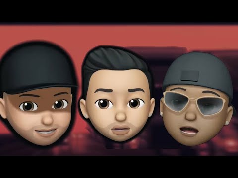 Comerte A Besos (Emojis Videolyric) – Justin Quiles ft. Nicky Jam y Wisin