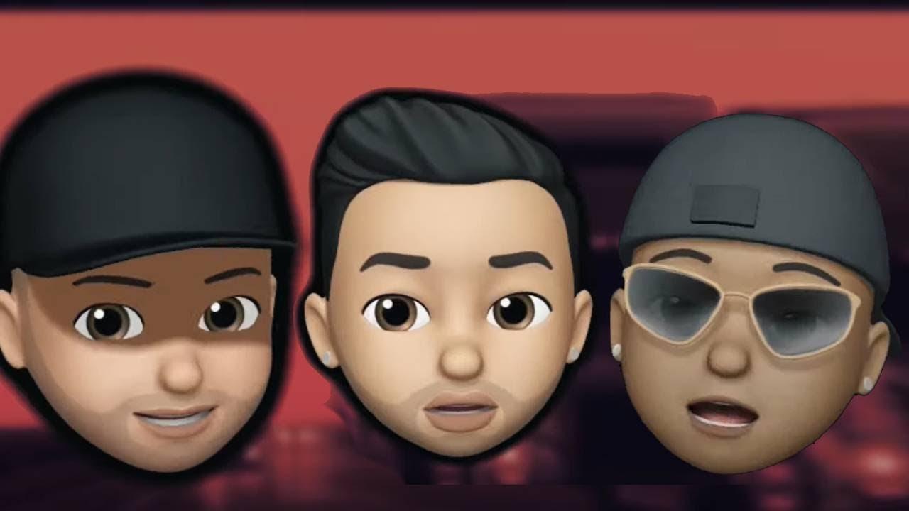 "Justin Quiles, Nicky Jam & Wisin - ""Comerte A Besos"" [EMOJI Songs]"