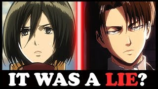 Does Mikasa Really Love Eren? The Secret Behind the Ackermans Explained! (Attack on Titan)