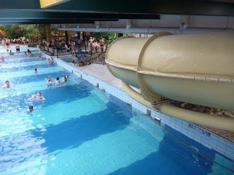 Het Vennenbos Zwembad.All Onslides Landal Greenparcs Het Vennenbos Hapert Holland Youtube