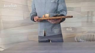 Chef Mathew Goodlet - Jumeirah Hotel Saadiyat Island Abu Dhabi