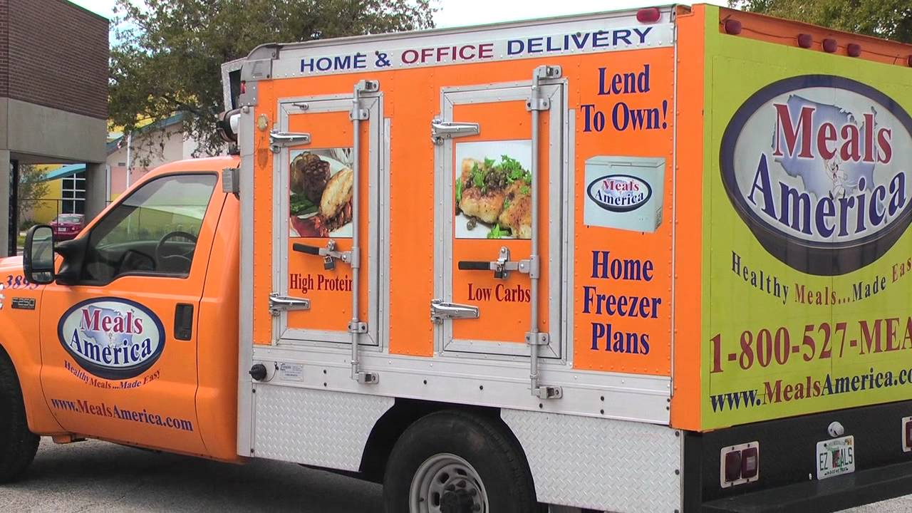 Meals America - Home Food Delivery Service