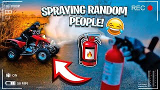 spraying-random-people-with-a-fire-extinguisher-guy-on-quad-gets-mad-braap-vlogs
